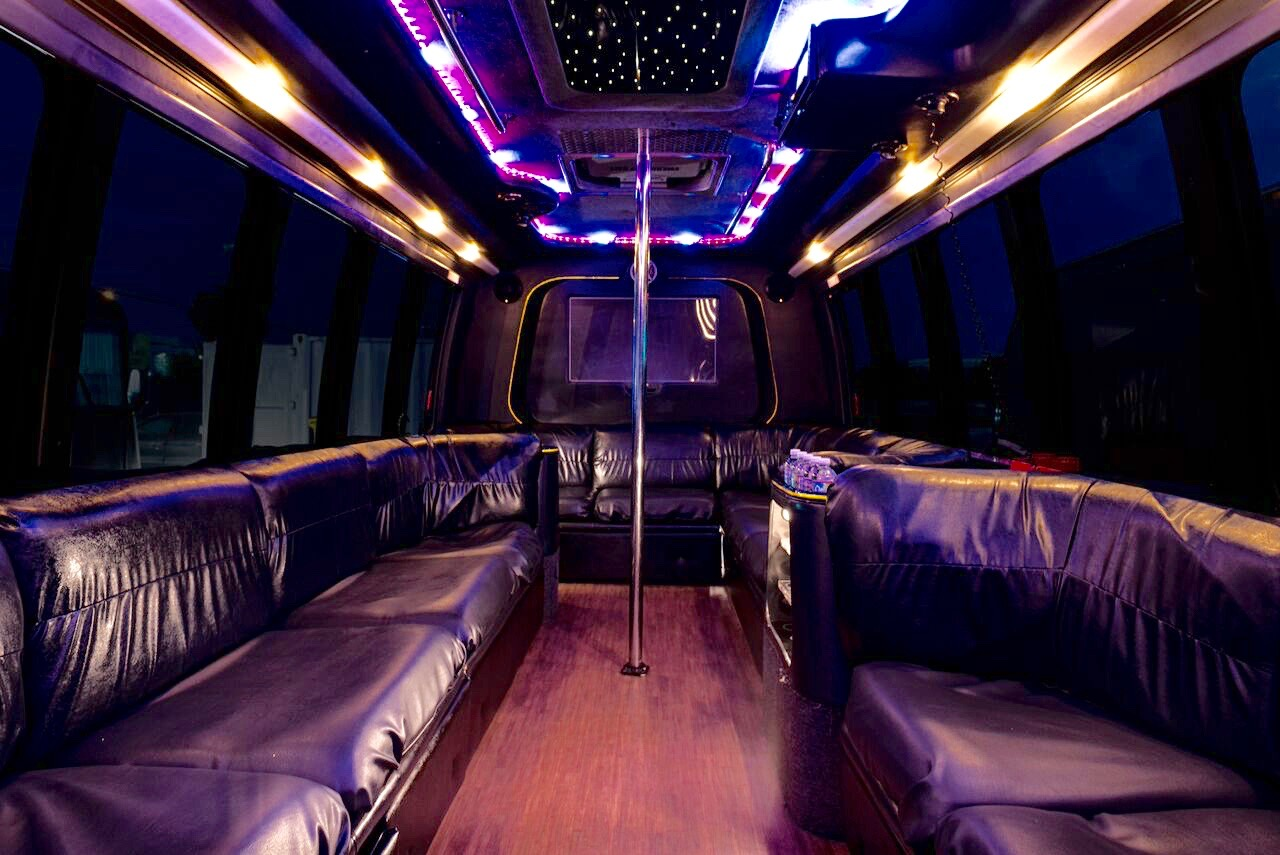 City Of Lafayette >> Starlight Party Bus (15-20 passengers) - San Francisco Party Buses in Party Bus Bay Area and San ...